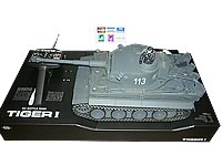 Murai Tiger 1 1/24th scale Radio Controlled Model Tank