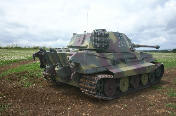 Radio Controlled Model Tanks