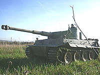Early Tiger 1 at Kursk