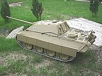 "1/8th Jagdpanther ""A"" high detail"