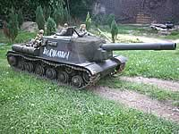 Joseph Stalin 2 1/6th RC Tank