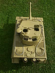 1/6th Late version Tiger 1 Full option high detail New factory finish RC Model Tank