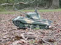 Tamiya King Tiger 1/16th RC Model Tank